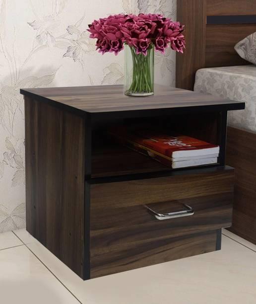 RSPOL Engineered Wood Side Table