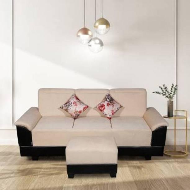 Padamshree Fabric 4 Seater  Sofa