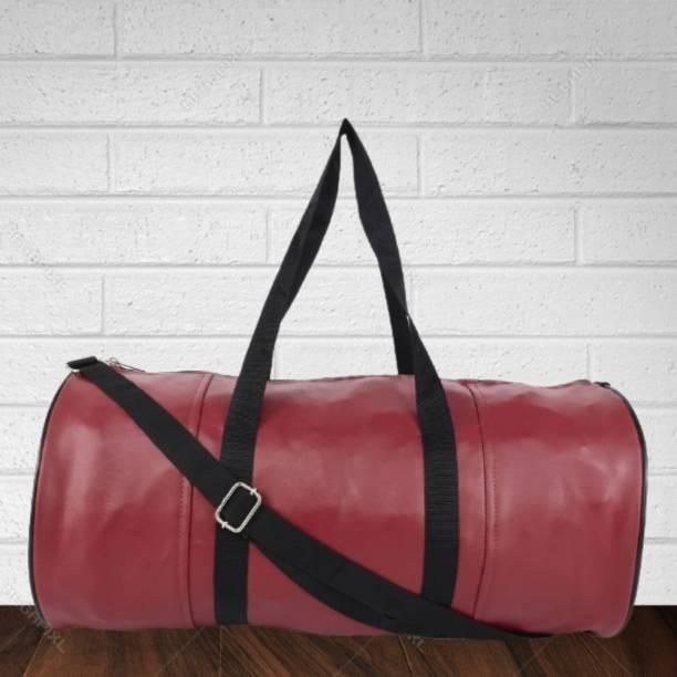 TRUE 2 F Red Gym Bag Man Women