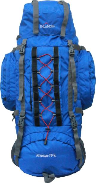 Inlander 2007 Blue Sport & Travel Daypack