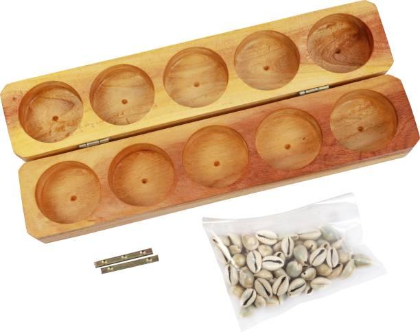 HARINI HANDICRAFTS SvanaCOMBO Board Game Accessories Board Game