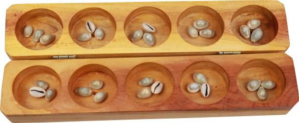 HARINI HANDICRAFTS Small Vana Board Game Accessories Board Game