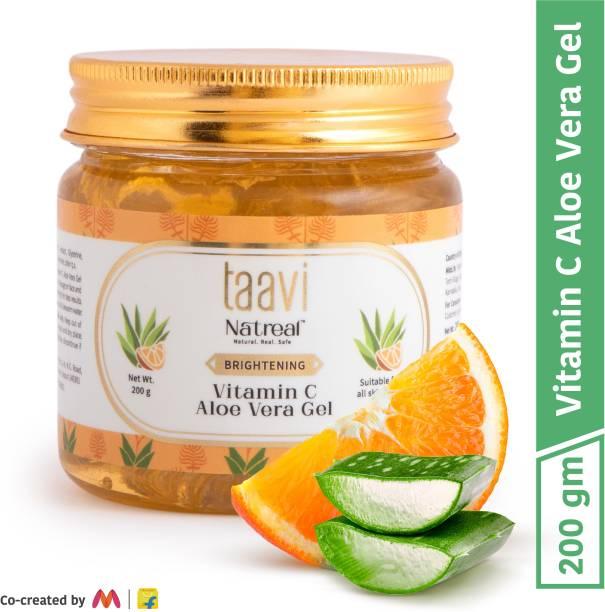 Taavi Brightening Vitamin C Aloe Vera Gel