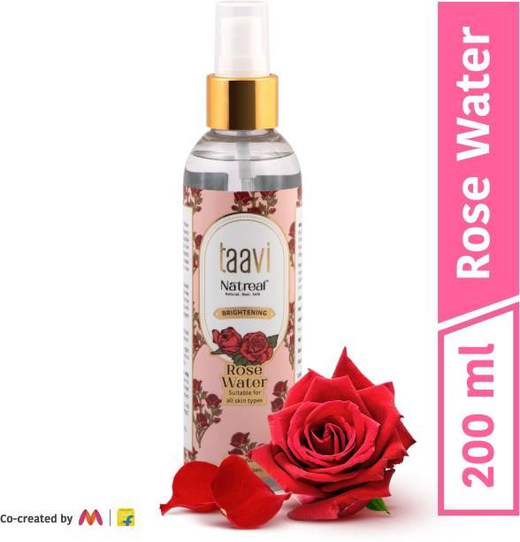 Taavi Refreshing Rose Toning water