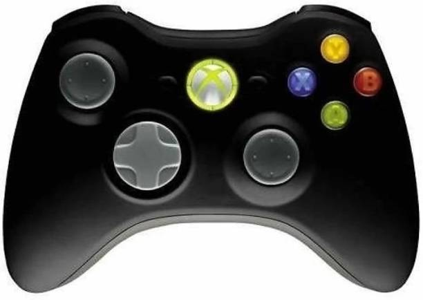 TBON Best Xbox360 Wireless Game Controller, Joystick Remote Control For Xbox360 Console, Bluetooth Gamepad (BLACK For Xbox360). Best Controller, Black Edition