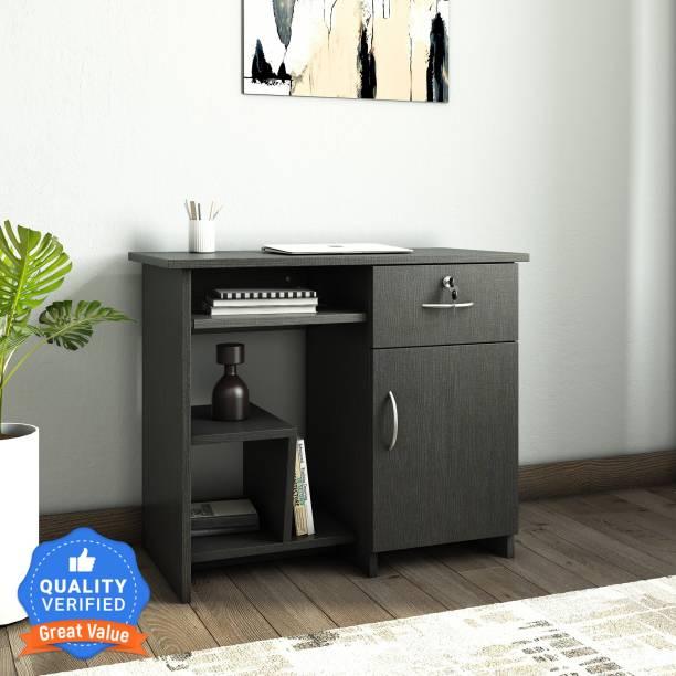 Crystal Furnitech Orca Engineered Wood Computer Desk