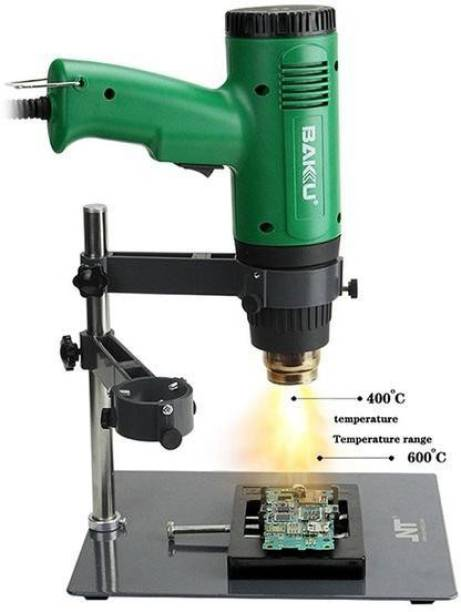 Tulsway 2050 W Electronic heat gun with copper element 2050 W Heat Gun 2050 W Heat Gun 2050 W Heat Gun