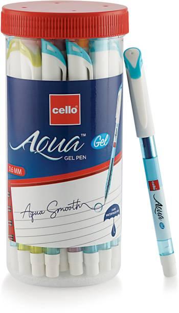 cello Aqua Gel Pen
