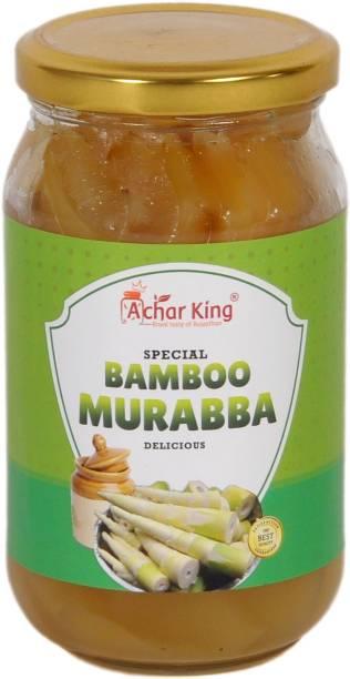 Achar King Homemade Bamboo (Bans) Murabba Bamboo Murabba