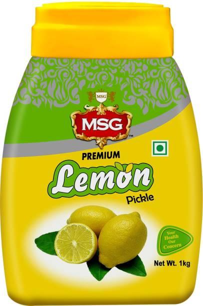 MSG Premium Lemon Pickle