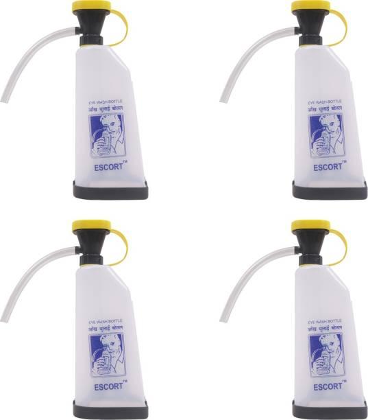 Safies Escort Emergency Eye Wash Bottle Pack Of 4 Bottles Safety Shower