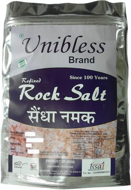 UNIBLESS Rock Salt Sendha Namak Himalayan Rock Salt