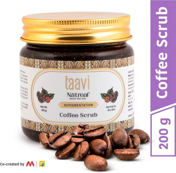 Taavi Coffee  Scrub
