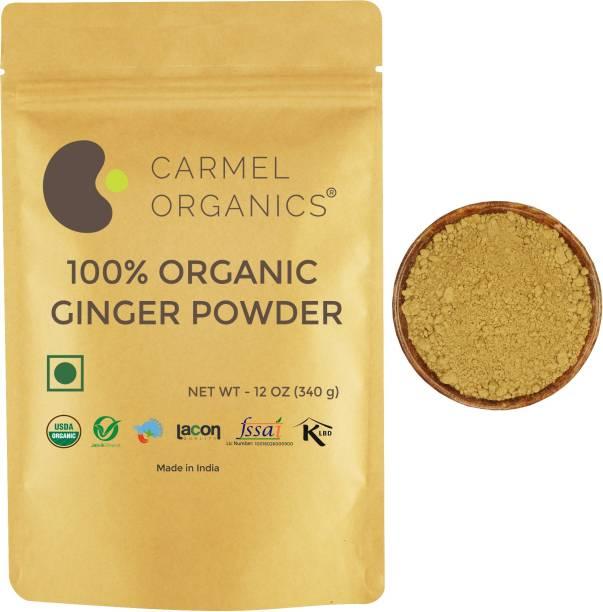 CARMEL ORGANICS Organic Ginger Root Powder