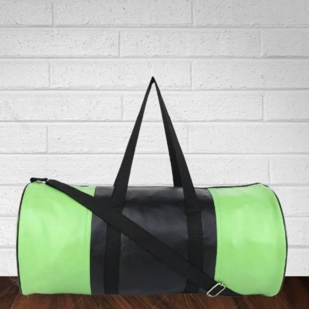 TRUE 2 F Green Black Bag For Men Women