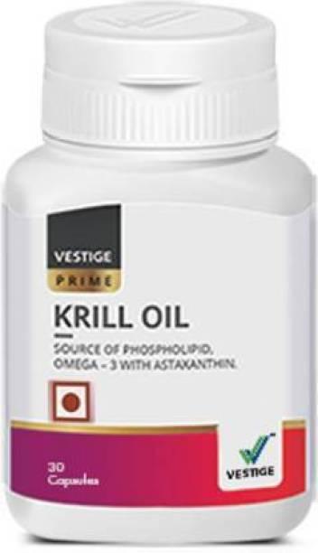 VESTlGE Krill Oil 30 Capsule