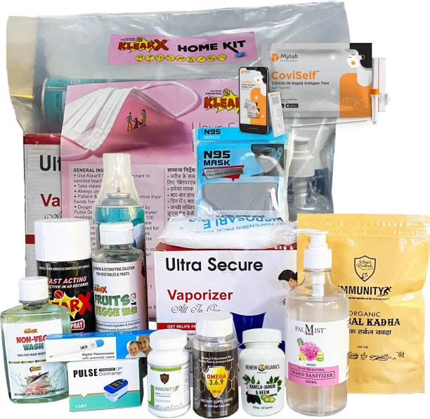 klearX HK-1 Antigen Self Test Kit