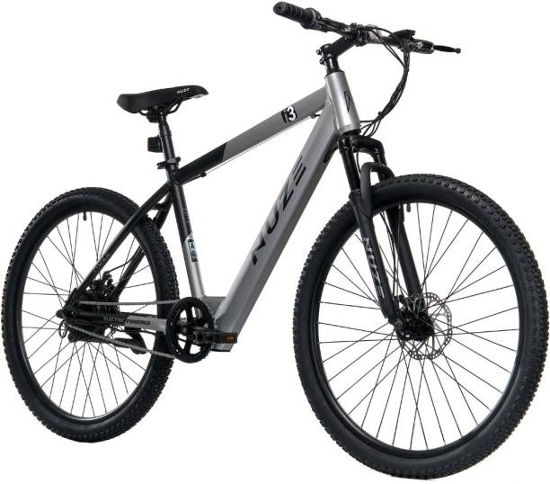 Nuze i3 27.5 inches Single Speed Lithium-ion (Li-ion) Electric Cycle