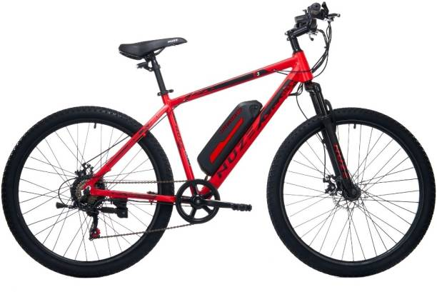 Nuze S3 27.5 inches 7 Gear Lithium-ion (Li-ion) Electric Cycle