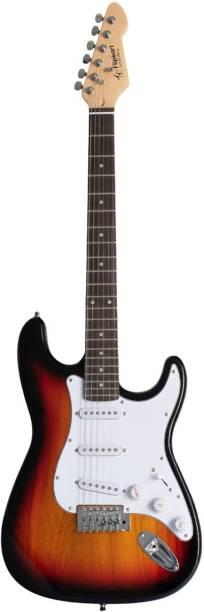 Flipkart SmartBuy JRZ-ST01 TSW Solid Body Electric Guitar