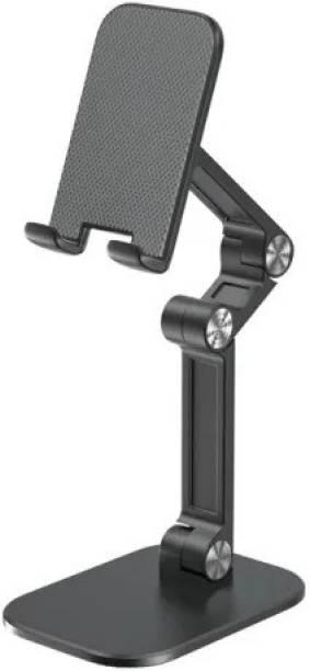 digilex Tablet Stand Fully Foldable Adjustable Desktop Phone Holder Mobile Holder