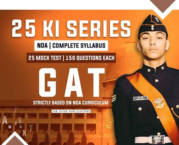 GAT StrictlyBased On NDA Curriculum