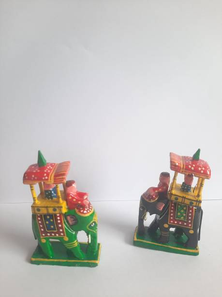 HASTS SHILP CHENNAI Decorative Showpiece  -  8.5 cm