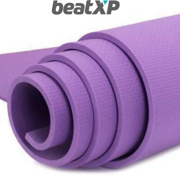 Pristyn care Anti Skid Yoga Mat | 6mm Exercise Mats for Gym Workout Fitness for Men & Women 6mm mm Yoga Mat