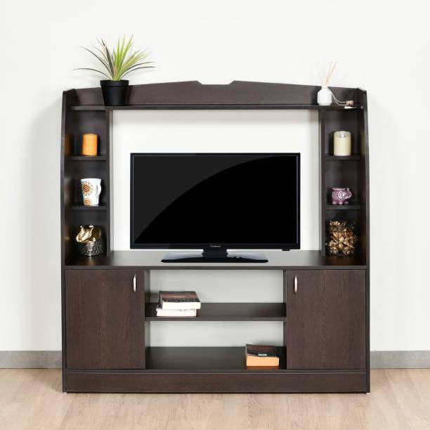 Nilkamal Beaumont Engineered Wood TV Entertainment Unit