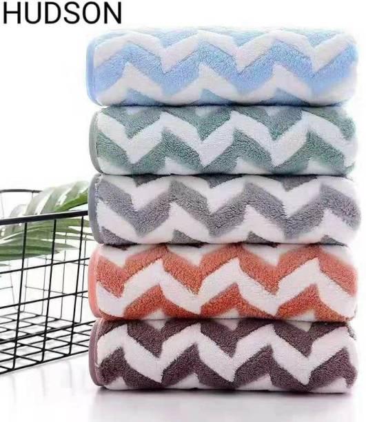 DENLLY Cotton 300 GSM Bath Towel