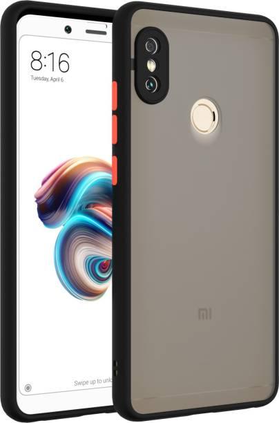 GadgetM Back Cover for Mi Redmi Note 5 Pro, Mi Redmi Note 5 Pro