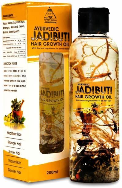 urbangabru Ayurvedic Jadibuti Hair Growth Oil - 200 ML Hair Oil