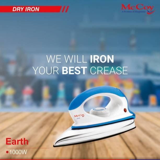 Mccoy 14410200353 1000 W Dry Iron