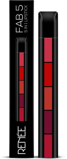 Renee Fab 5 (5 in 1 Lipstick), 7.5g