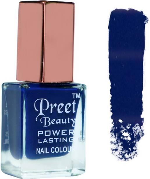 PreetBeauty Nail Polish-02 NAVY BLUE