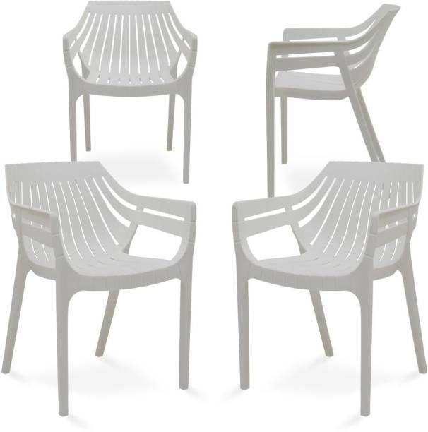 Oaknest Unboxing Furniture Spectrum Chair Plastic Outdoor Chair