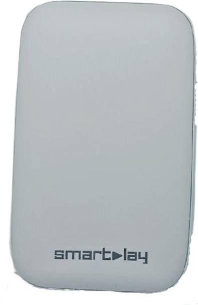 Smartplay 10000 mAh Power Bank (18 W, Fast Charging)