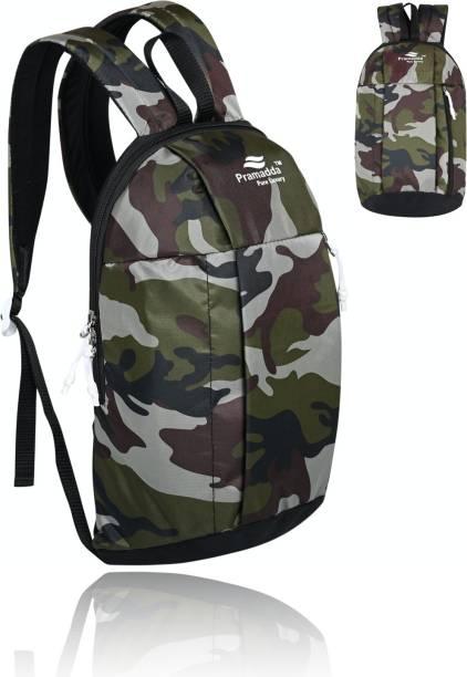 Pramadda Pure Luxury Alpha-9 Stylish Gym Workout Kit Sports Travel Daily Use Hiking Small Bags