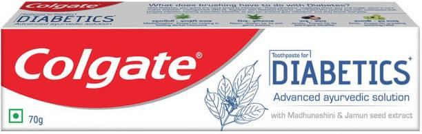 Colgate Diabetics Advanced Ayurvedic Solution Toothpaste