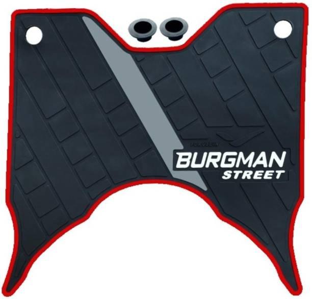 GADGET DEALS Suzuki Burgman BS6 Premium Quality Foot Mat Suzuki Burgman Street 125 Two Wheeler Mat