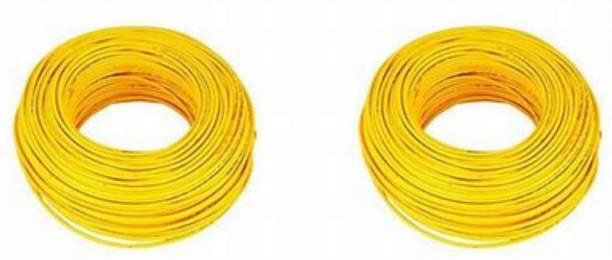 vinytics PVC Yellow, Yellow 180 m Wire