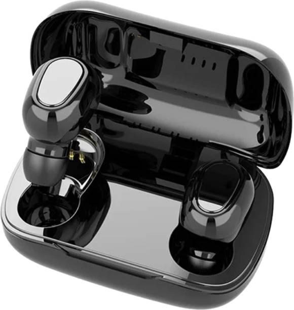 Aroma NB133B - STRAIGHT TRUE WIRELESS BLUETOOTH EARBUDS TWS Bluetooth Headset