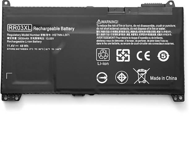 Digital Device RR03XL Laptop Battery Replacement for H/P ProBook 430 440 450 455 470 G4 mt20 851477-421 851477-541 851477-831 HSTNN-UB7C 851610-850 HSTNN-LB7I HSTNN-Q02C 3 Cell Laptop Battery