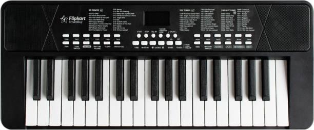 Flipkart SmartBuy RS - 528A BK 37 Kys Digital Portable Keyboard