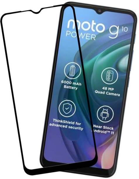 Value Edge To Edge Tempered Glass for Motorola G10 Power