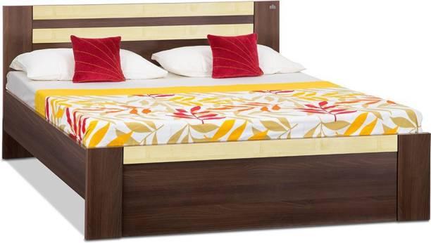 Delite Kom Woody AD NB Bed Engineered Wood Queen Bed