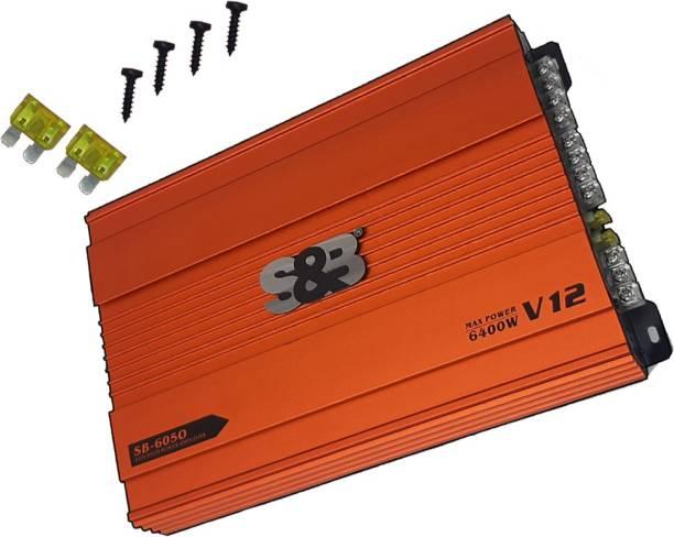 13-HI-13 high efficiency power amplifier 6400 MAX OUTPUT HIGH POWER MOSFET Multi Class AB Car Amplifier (4 channel) Multi Class AB Car Amplifier