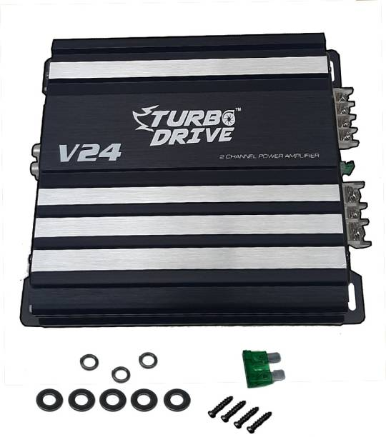 13-HI-13 High Quality Amplifier boosts your musical experience by giving a powerful stereo real input 50x2ch.the bass output of your subwoofers. (2 channel) Two Class AB Car Amplifier