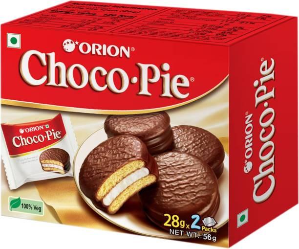 ORION Choco Pie Cream Filled