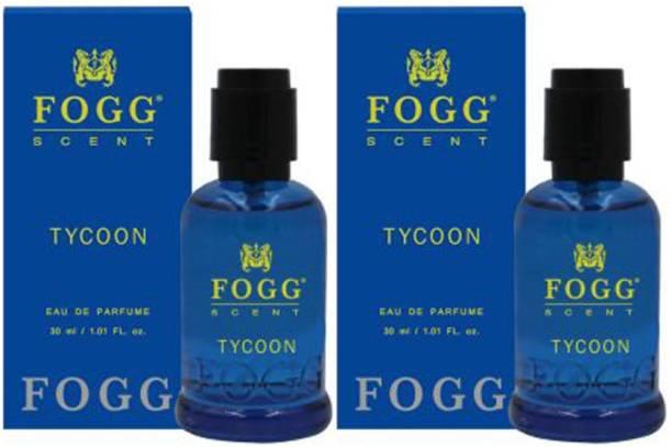 FOGG Scent Tycoon Eau De Perfume 2X30ml Perfume Body Spray  -  For Men